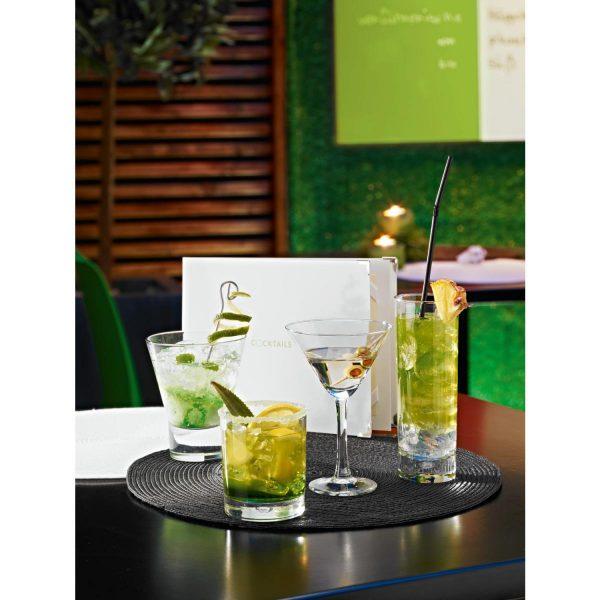 Martini poháre Dry