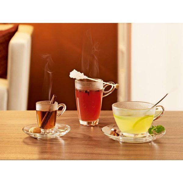 Pohár na čaj Mocca