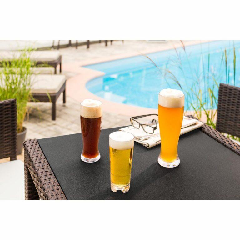Pohár na pivo Kanpo z umelej hmoty