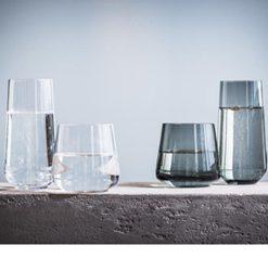 Krištáľová séria pohárov AVA