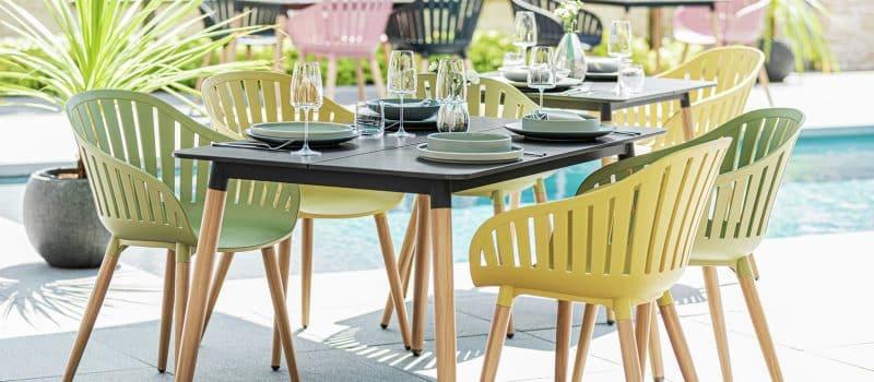 restauracny nabytok, terasove stolicky
