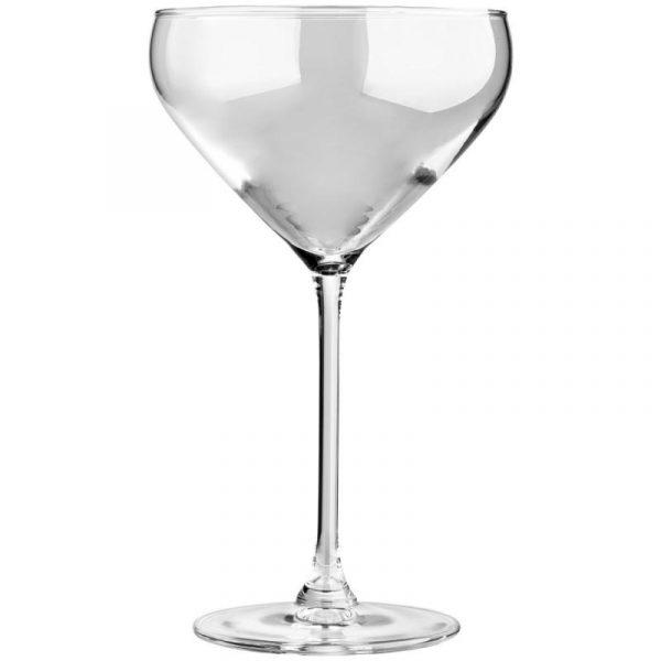 Miska na šampanské Amilia bez rysky