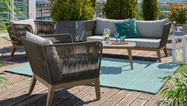 terasovy nabytok, zahradne sedenie, gastro nabytok