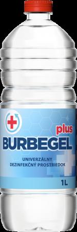 Univerzálny dezinfekčný prostriedok Burbegel Plus 1 l
