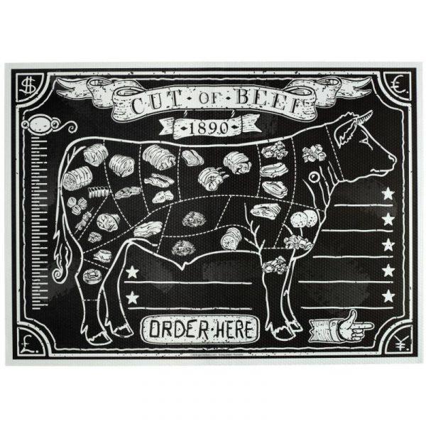 Papierové prestieranie Steako