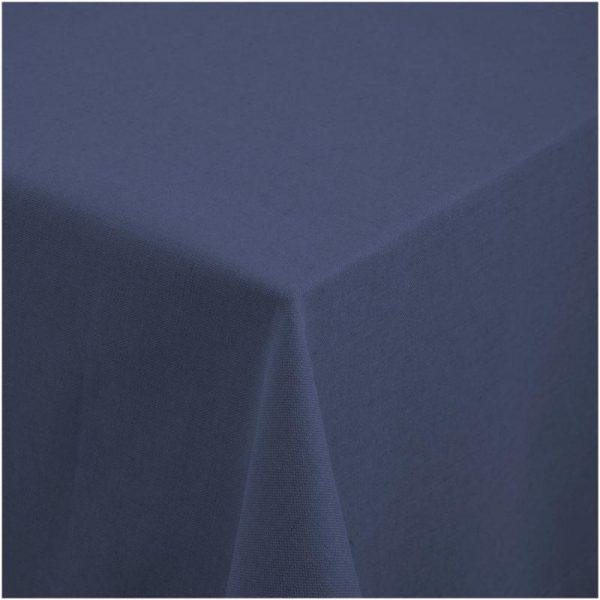 Obrus Galia tmavá modrá