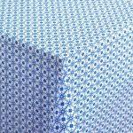 Obrus Mataro modrý